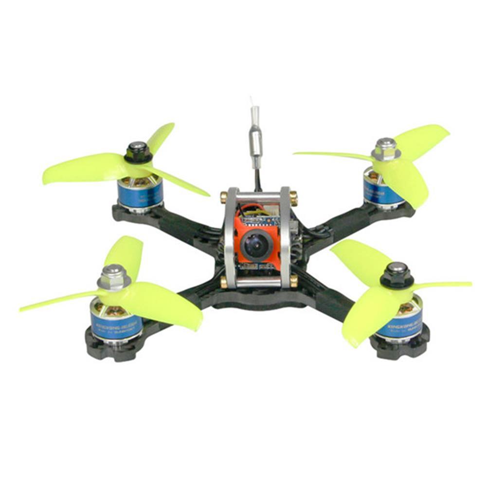 fpv-racing-drones KINGKONG/LDARC FPV EGG PRO 138mm RC FPV Racing Drone PNP W/ F4 4in1 20A 25mW/100mW 16CH CCD600 CAM RC1244674 1