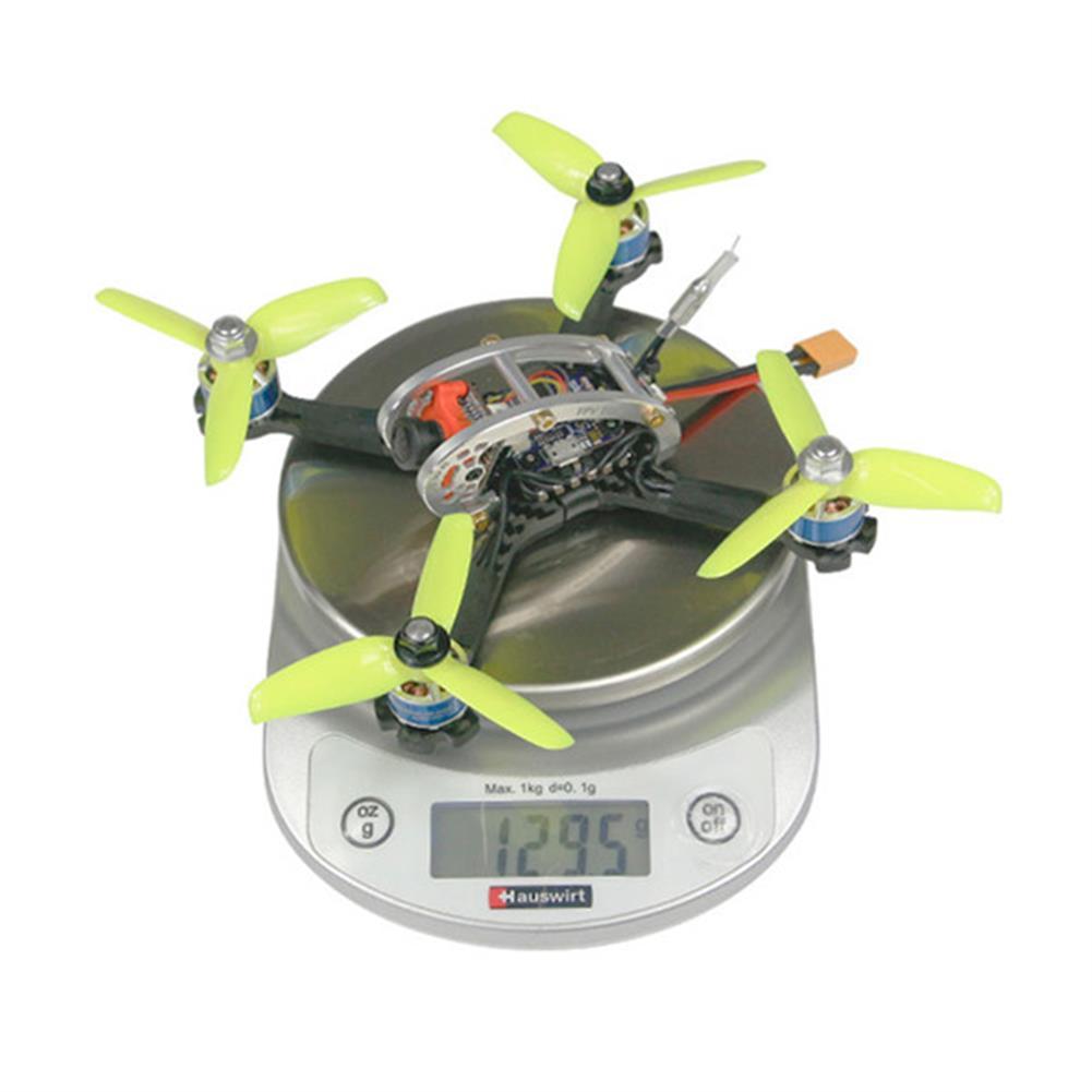 fpv-racing-drones KINGKONG/LDARC FPV EGG PRO 138mm RC FPV Racing Drone PNP W/ F4 4in1 20A 25mW/100mW 16CH CCD600 CAM RC1244674 3