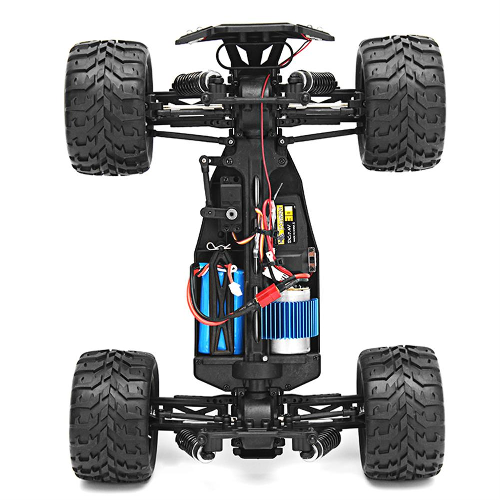 rc-cars PXtoys 9202 2.4G 1/12 Scale 4WD High Speed 40km/h Cross Country Semi Truck RC Car Truck RC1251985 9
