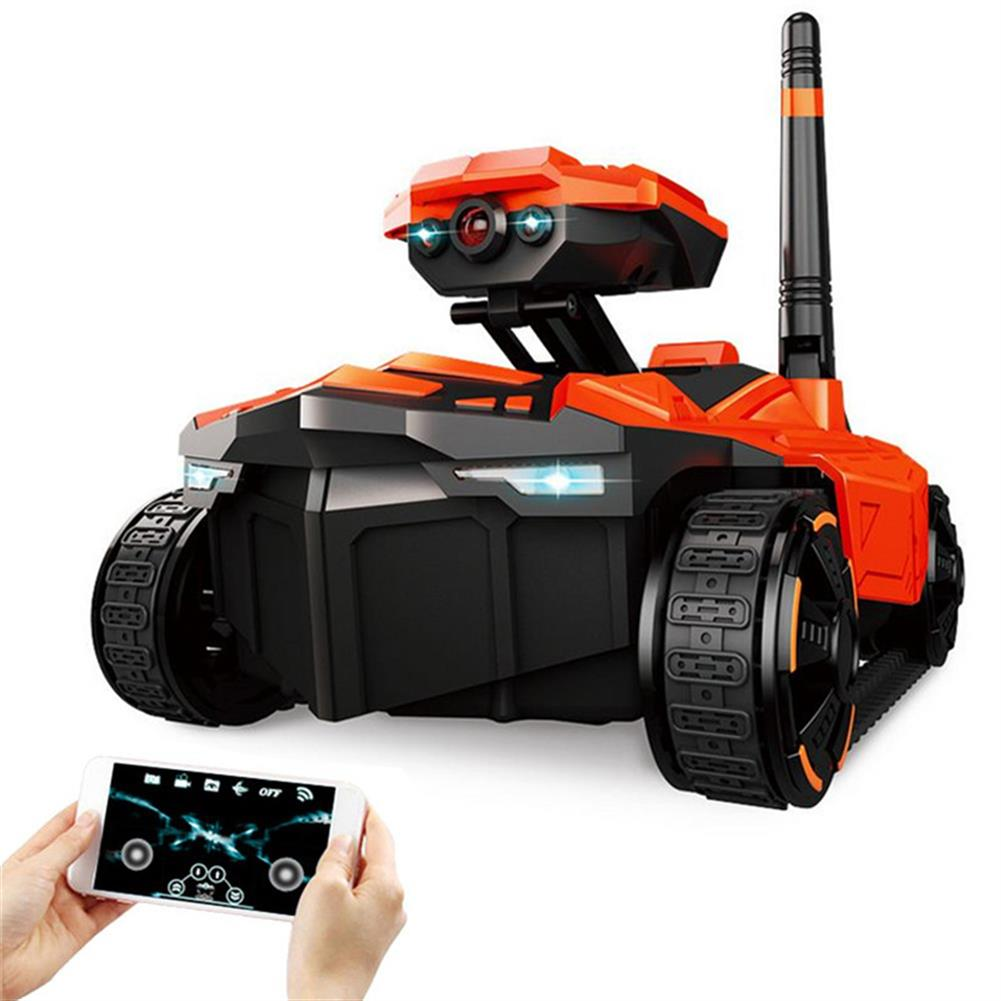 rc-cars RC Car Tank YD-211 Wifi FPV 0.3MP App Remote Control Toy Phone Controlled Robot Toys RC1252847