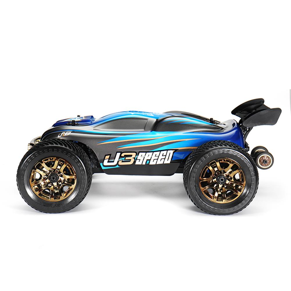 rc-cars JLB Racing 1/10 J3 Speed 120A Truggy RC Car Truck RTR RC1254201 2