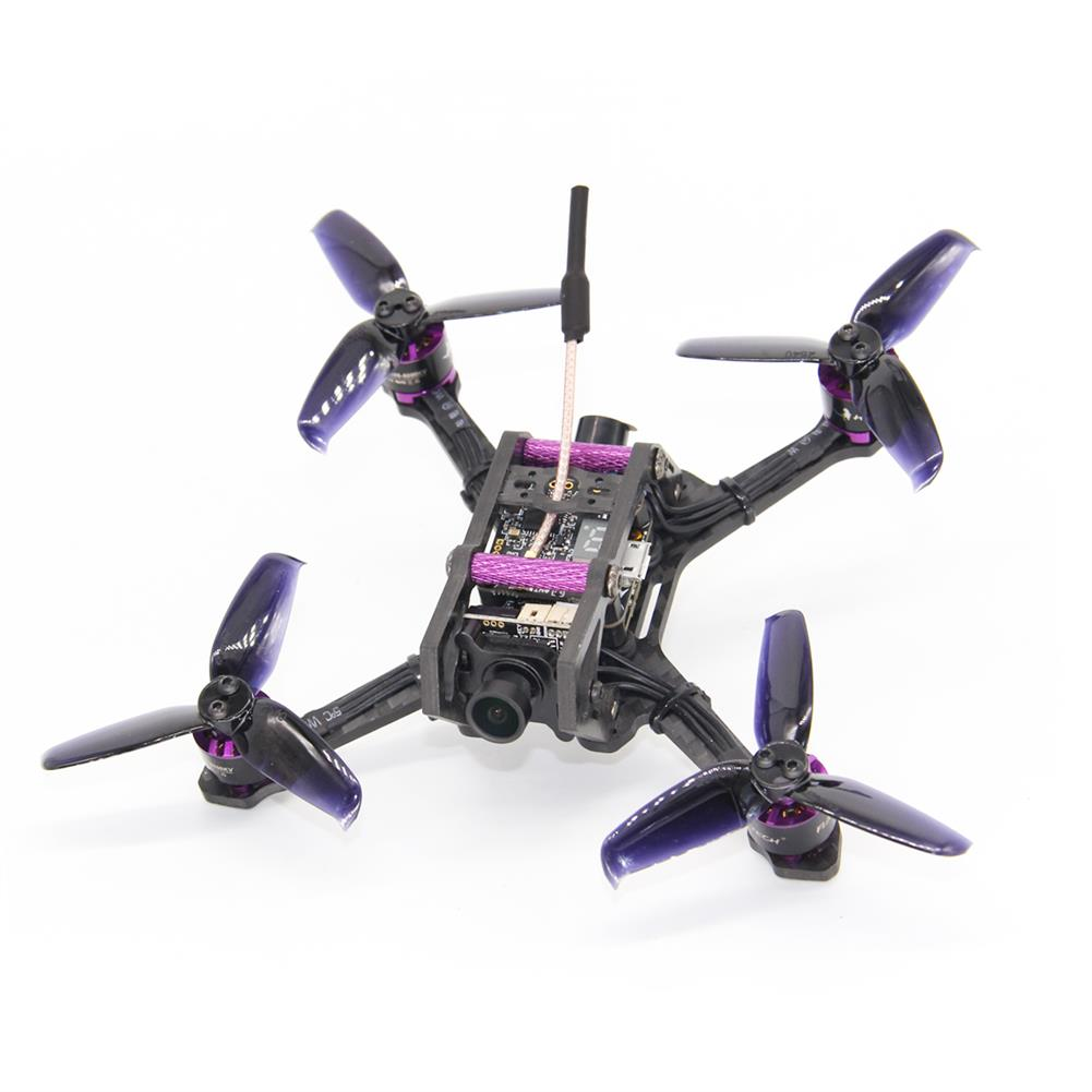 fpv-racing-drones HGLRC HORNET 120mm FPV Racing Drone PNP Omnibus F4 OSD 13A Blheli_S ESC 5.8G 25/100/200/350mW VTX AURORA HD 1200TVL FPV Camera RC1254621
