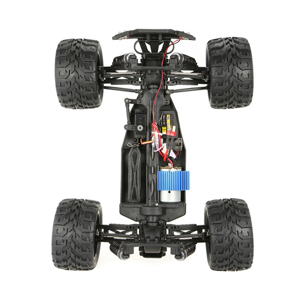 rc-cars PXtoys 9200 1/12 2.4G 4WD 40KM/H Electric RC Car Pick-up Off-Road Vehicle Toys RTR RC1254683 5