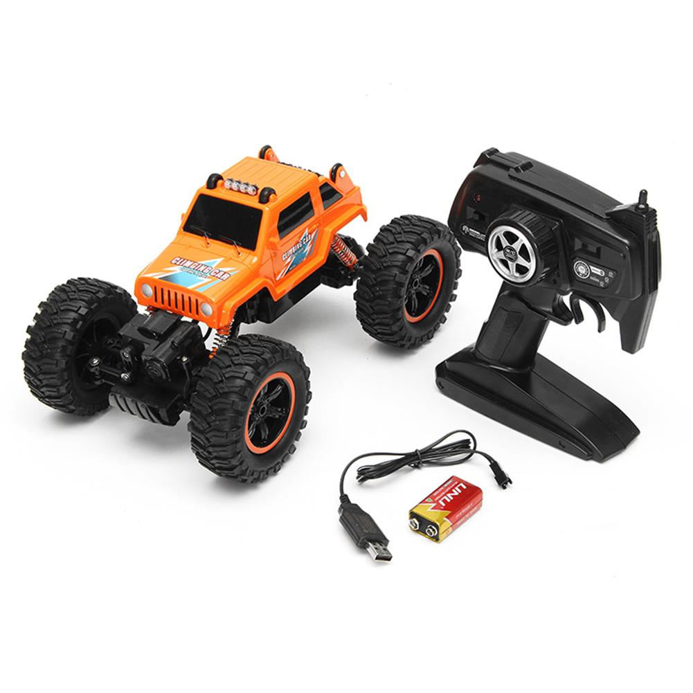 rc-cars MZ 2836 2.4G 4WD 4CH Climber RC Car Four Drive High Speed Car Toys RC1254822 1