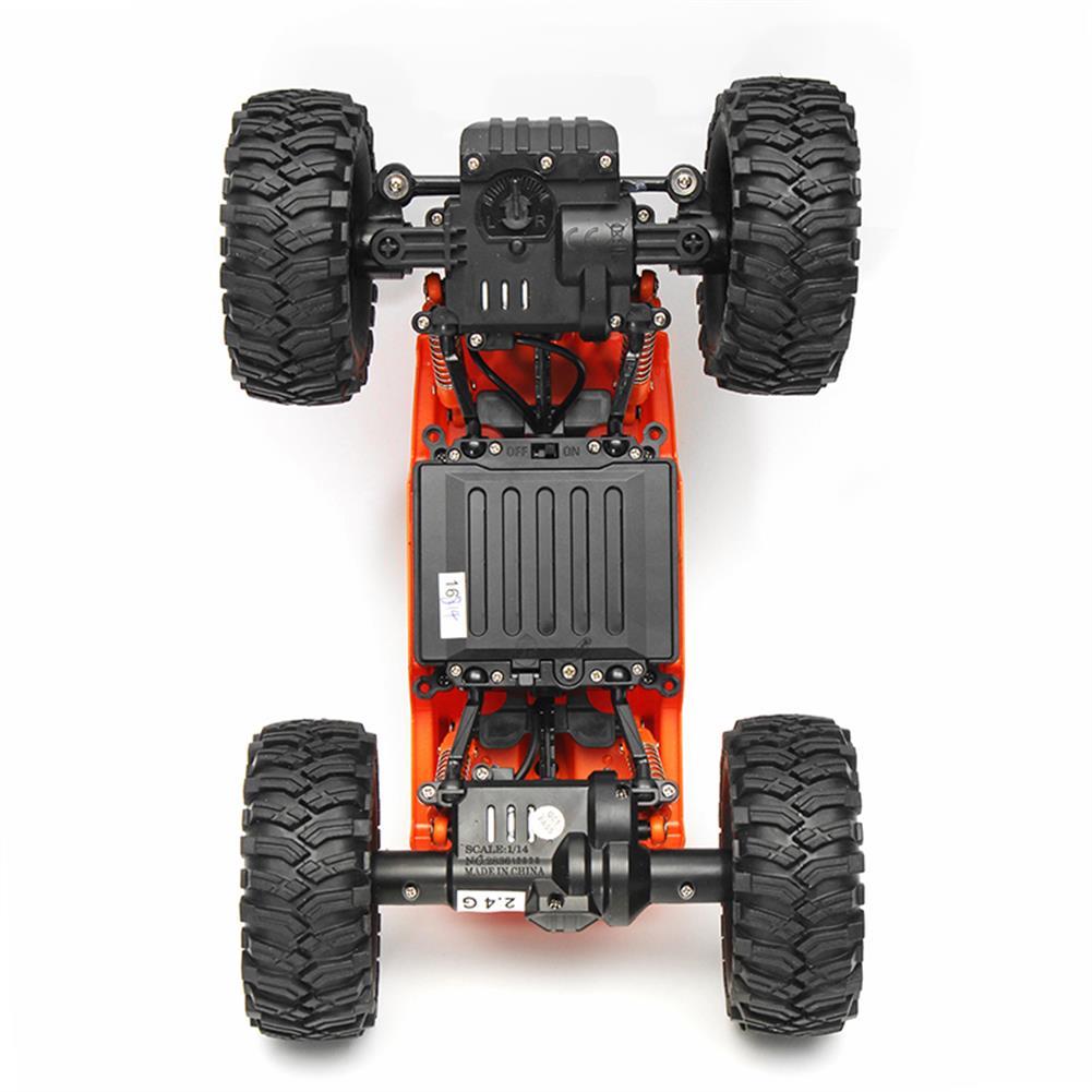 rc-cars MZ 2836 2.4G 4WD 4CH Climber RC Car Four Drive High Speed Car Toys RC1254822 6