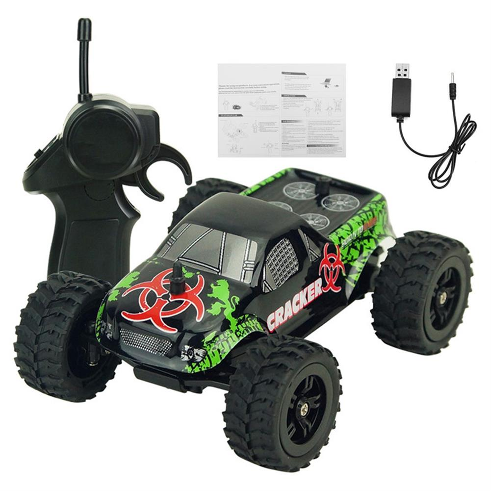 rc-cars 9115M 1/32 2.4G 2WD 4CH Mini High Speed Radio RC Racing Car Rock Crawler Off-Road Truck Toys RC1258591