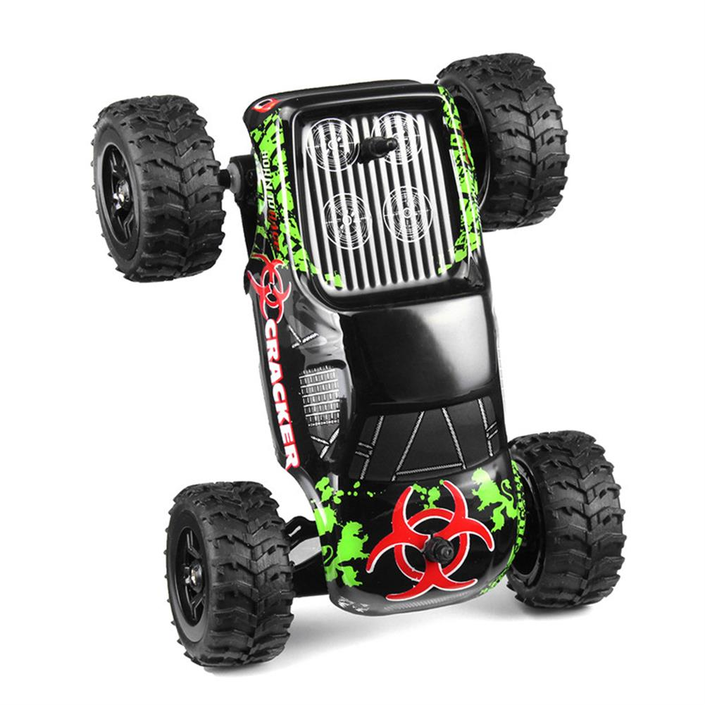 rc-cars 9115M 1/32 2.4G 2WD 4CH Mini High Speed Radio RC Racing Car Rock Crawler Off-Road Truck Toys RC1258591 2