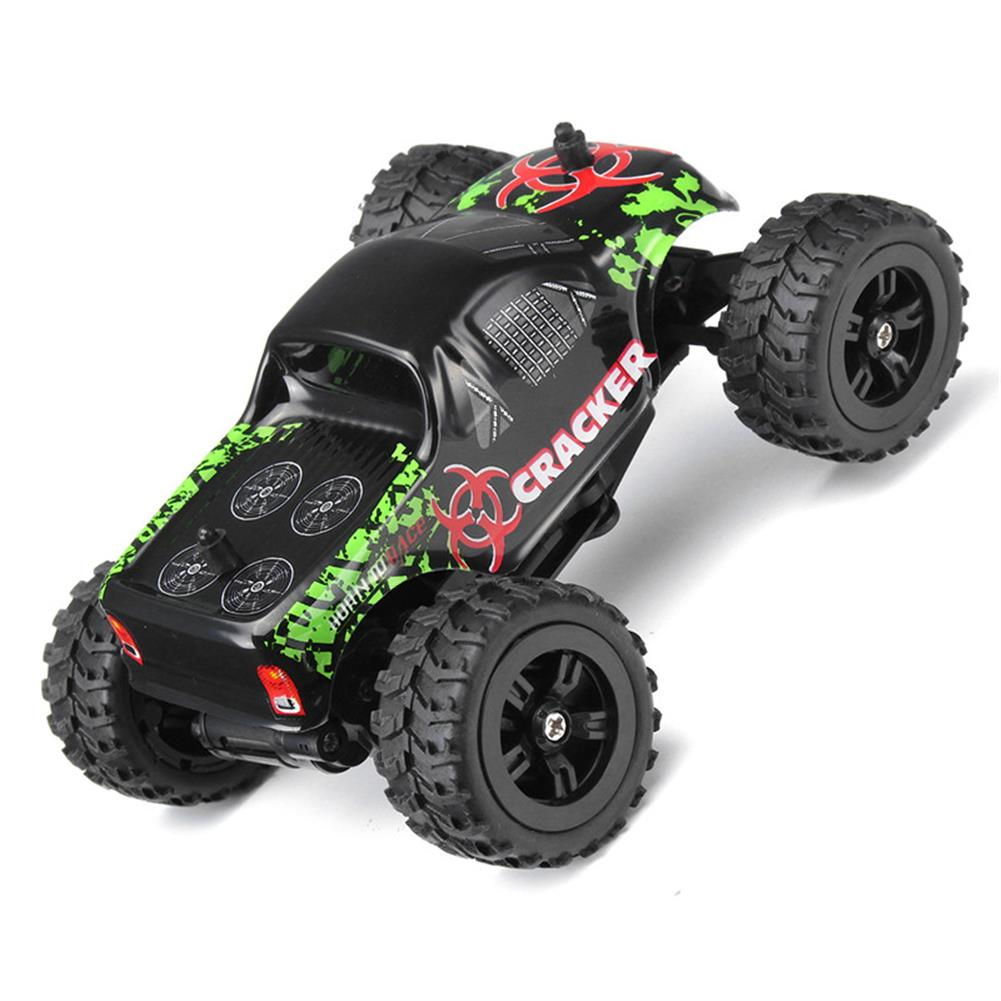 rc-cars 9115M 1/32 2.4G 2WD 4CH Mini High Speed Radio RC Racing Car Rock Crawler Off-Road Truck Toys RC1258591 3