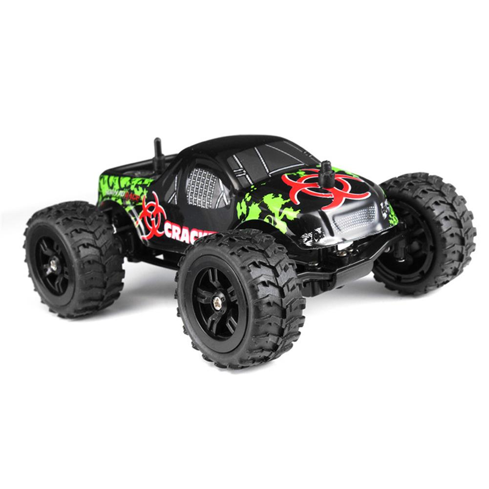 rc-cars 9115M 1/32 2.4G 2WD 4CH Mini High Speed Radio RC Racing Car Rock Crawler Off-Road Truck Toys RC1258591 4