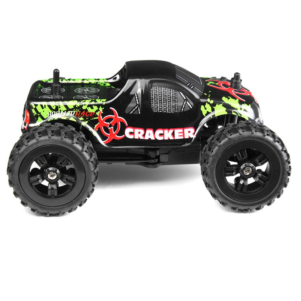 rc-cars 9115M 1/32 2.4G 2WD 4CH Mini High Speed Radio RC Racing Car Rock Crawler Off-Road Truck Toys RC1258591 5