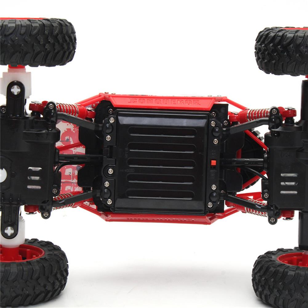 rc-cars 1/18 2.4G 4WD RC Racing Car Double Motor Buggy Rock Crawler Off-Road Truck Toys RC1262114 7