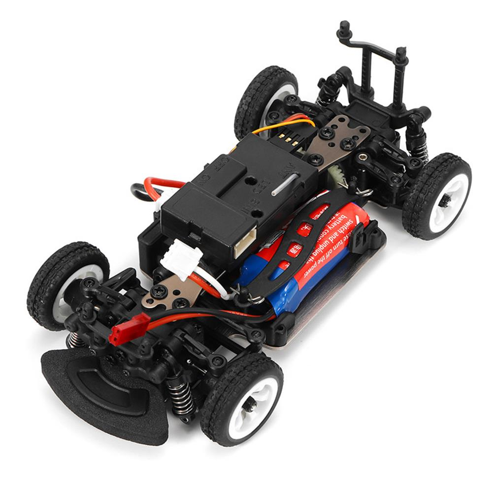 rc-cars Wltoys K989 1/28 2.4G 4WD Brushed RC Rally Car RC1265575 7