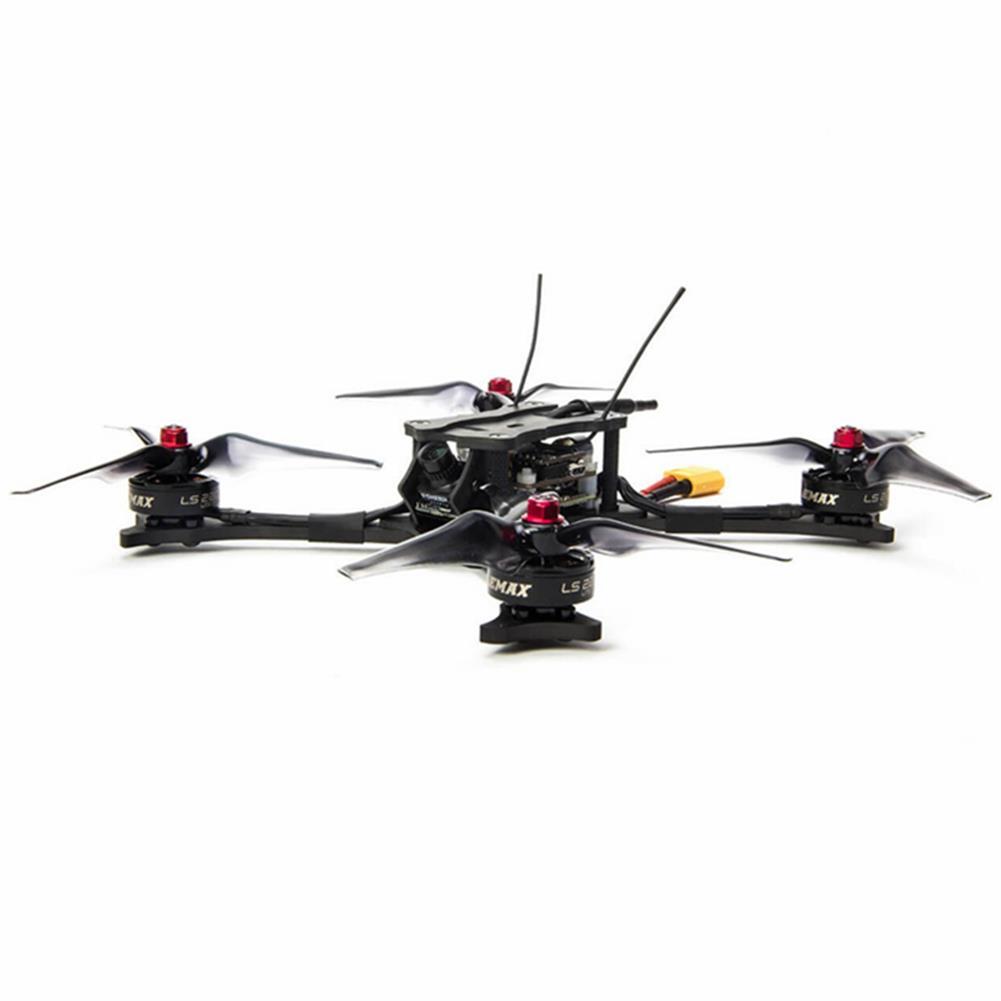 fpv-racing-drones Emax HAWK 5 FPV Racing Drone F4 OSD BLHeli_S 30A FrSky XM+ RX Foxeer Arrow Micro V2 600TVL BNF RC1269795