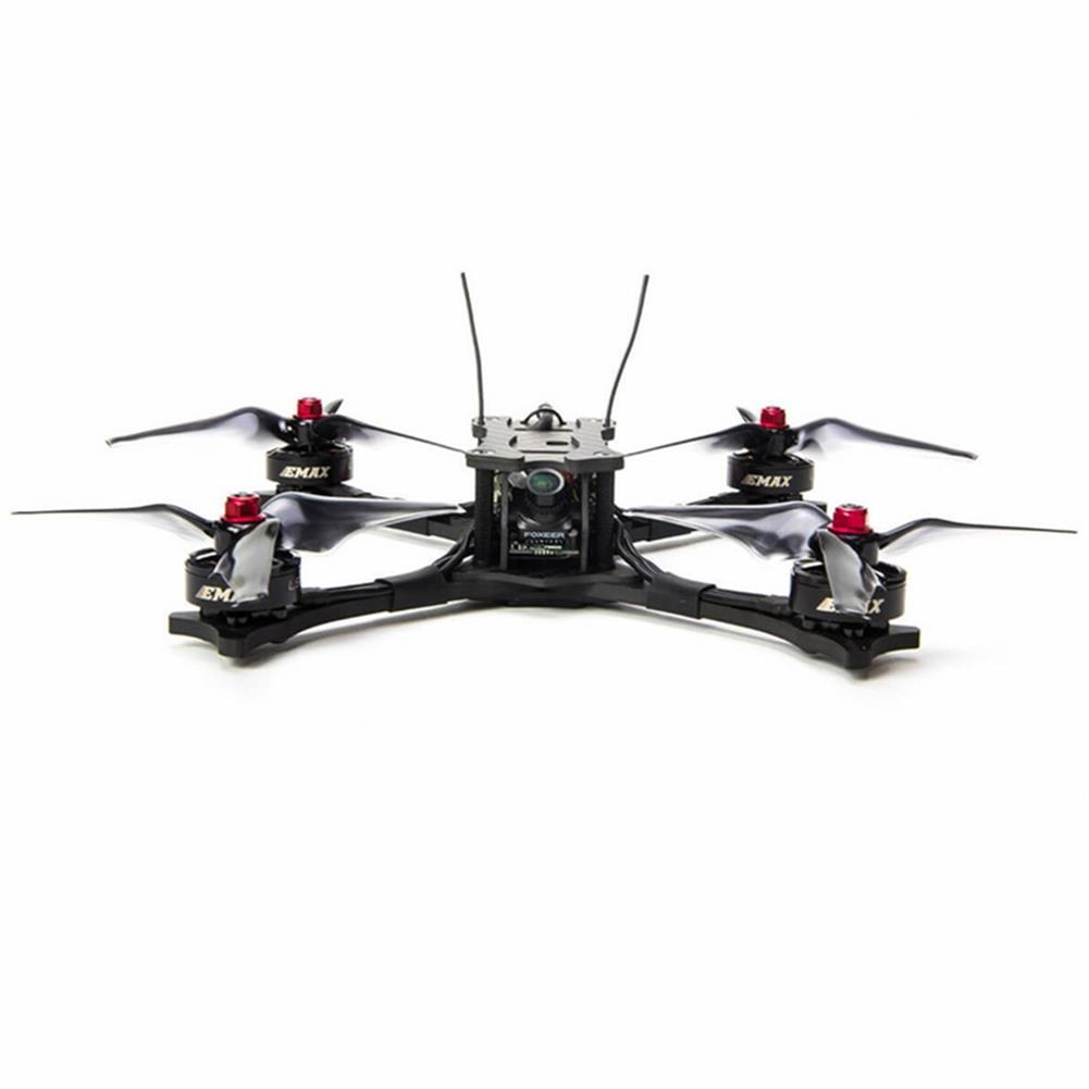 fpv-racing-drones Emax HAWK 5 FPV Racing Drone F4 OSD BLHeli_S 30A FrSky XM+ RX Foxeer Arrow Micro V2 600TVL BNF RC1269795 3