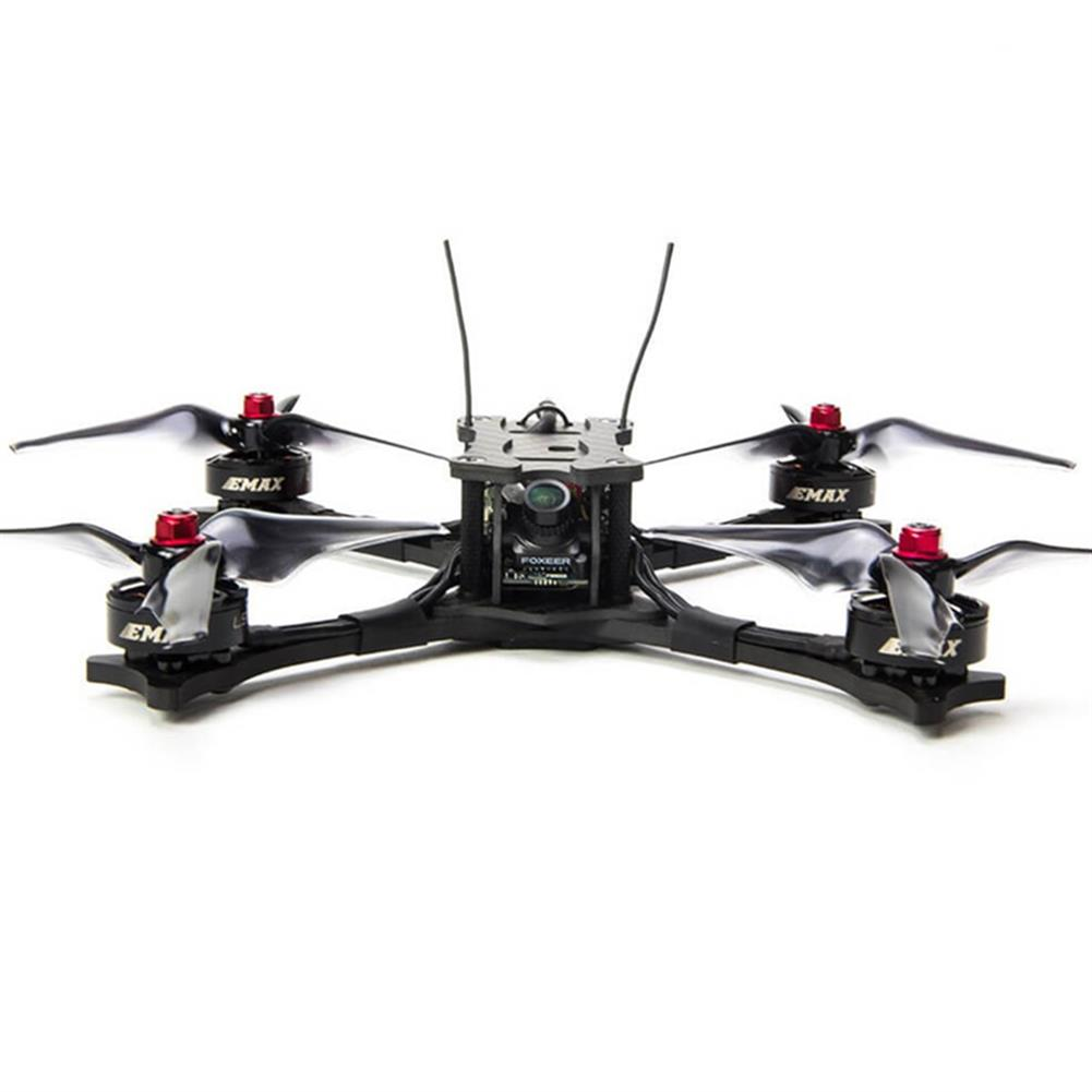 fpv-racing-drones Emax HAWK 5 FPV Racing Drone F4 OSD BLHeli_S 30A FrSky XM+ RX Foxeer Arrow Micro V2 600TVL BNF RC1269795 4