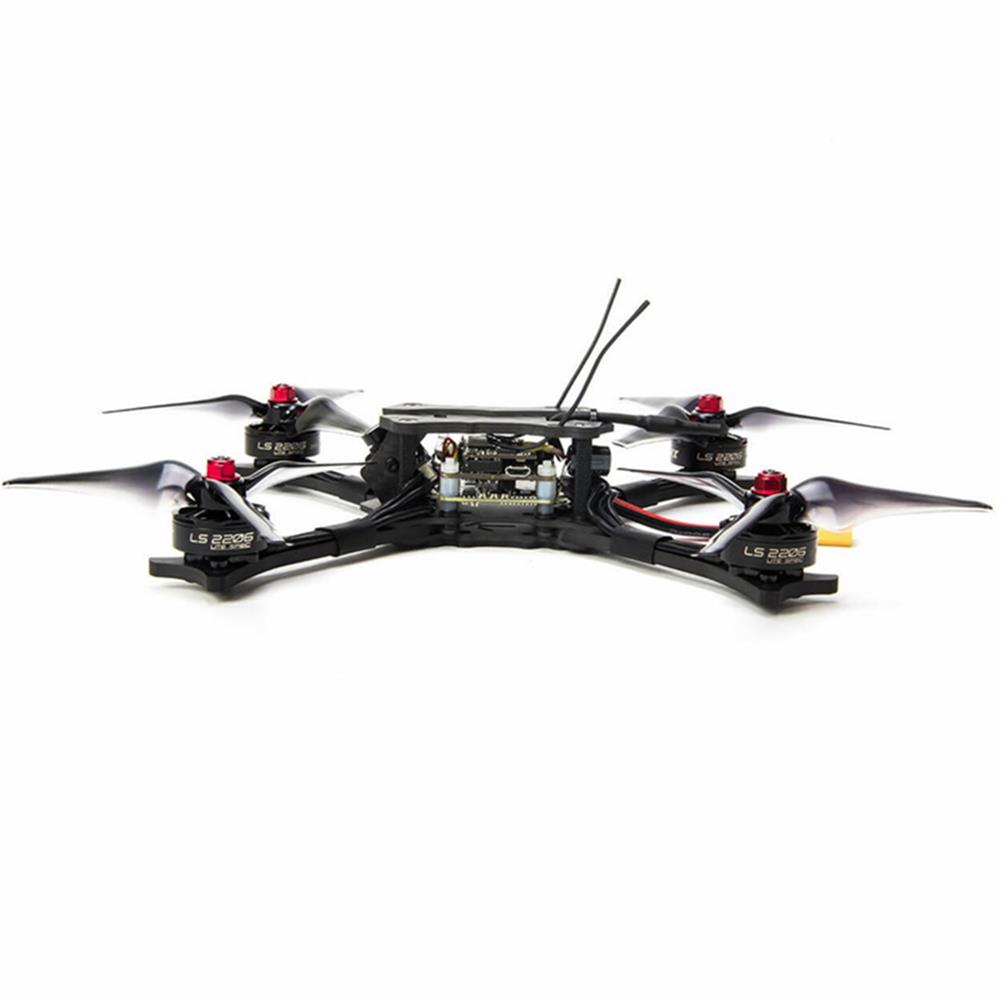fpv-racing-drones Emax HAWK 5 FPV Racing Drone F4 OSD BLHeli_S 30A FrSky XM+ RX Foxeer Arrow Micro V2 600TVL BNF RC1269795 6
