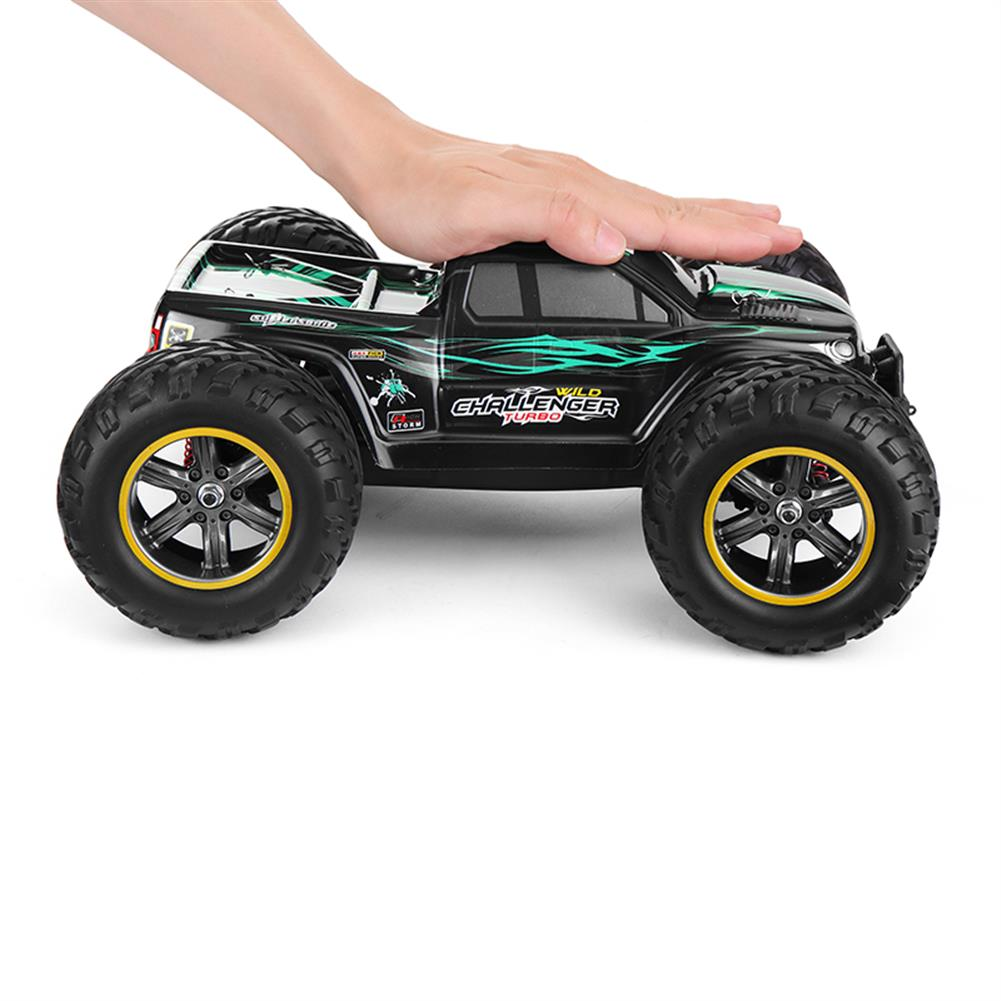 rc-cars GPTOYS S911 1/12 2.4G RWD 45km/h Racing Brushed RC Car Full Proportion Monster Truck Toys RC1273191 1