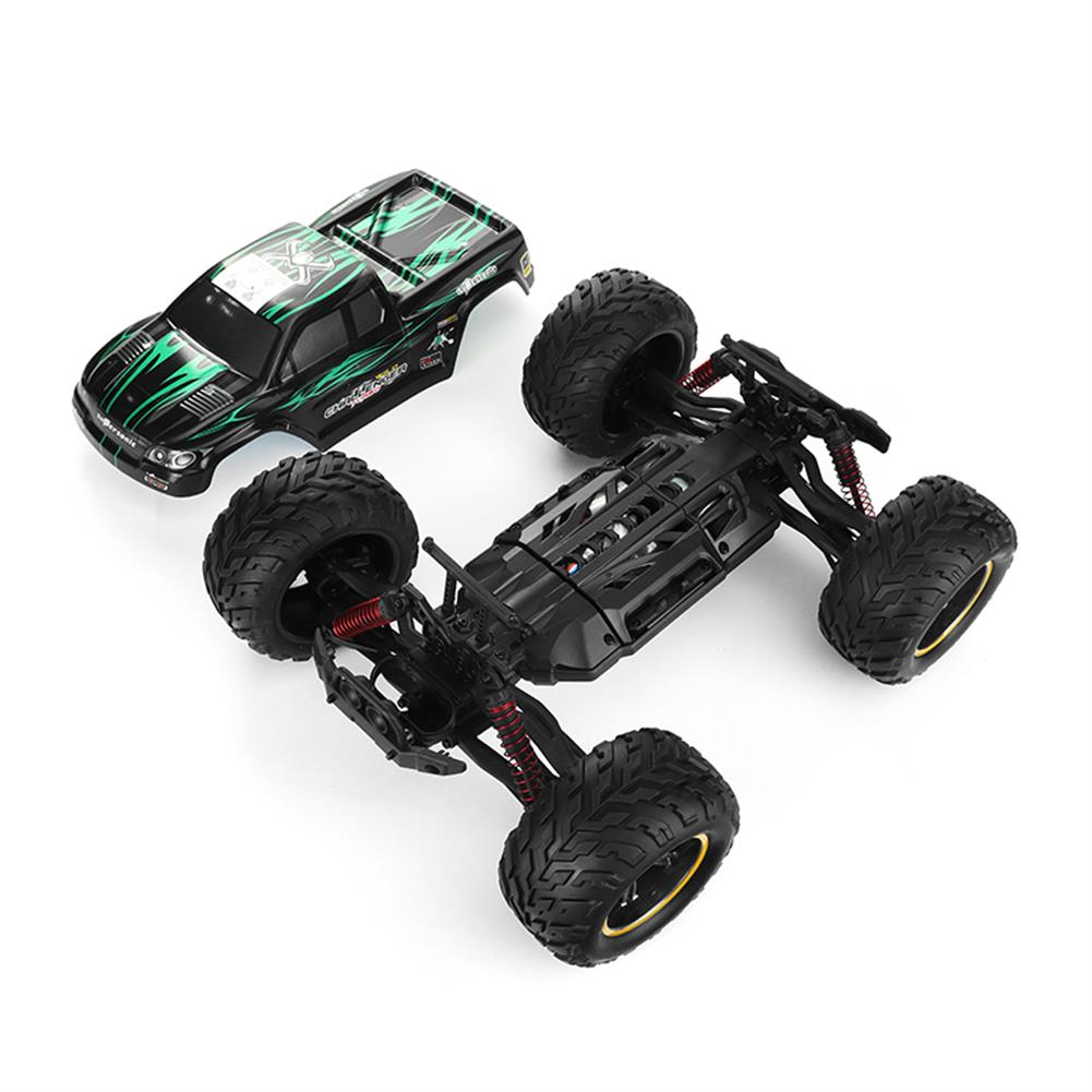 rc-cars GPTOYS S911 1/12 2.4G RWD 45km/h Racing Brushed RC Car Full Proportion Monster Truck Toys RC1273191 2