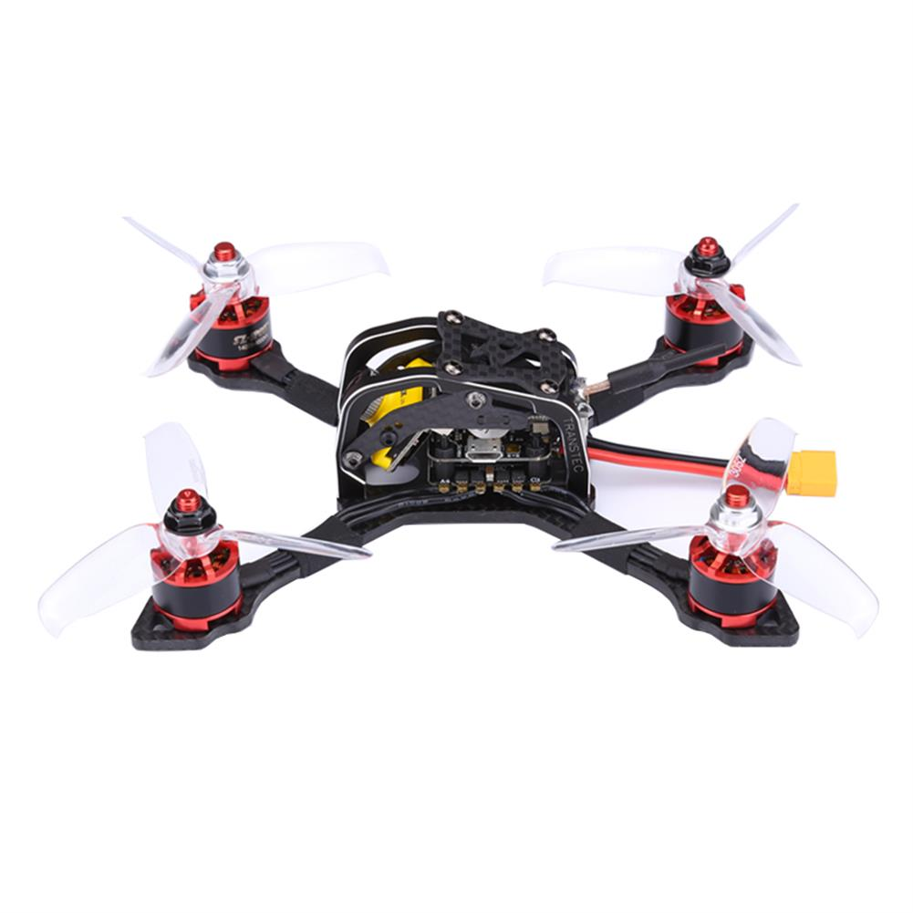 fpv-racing-drones TransTEC Lightning Mini 142mm FPV Racing RC Drone With F3 20A BLHeli_S ESC Caddx Micro Camera PNP RC1273960 2