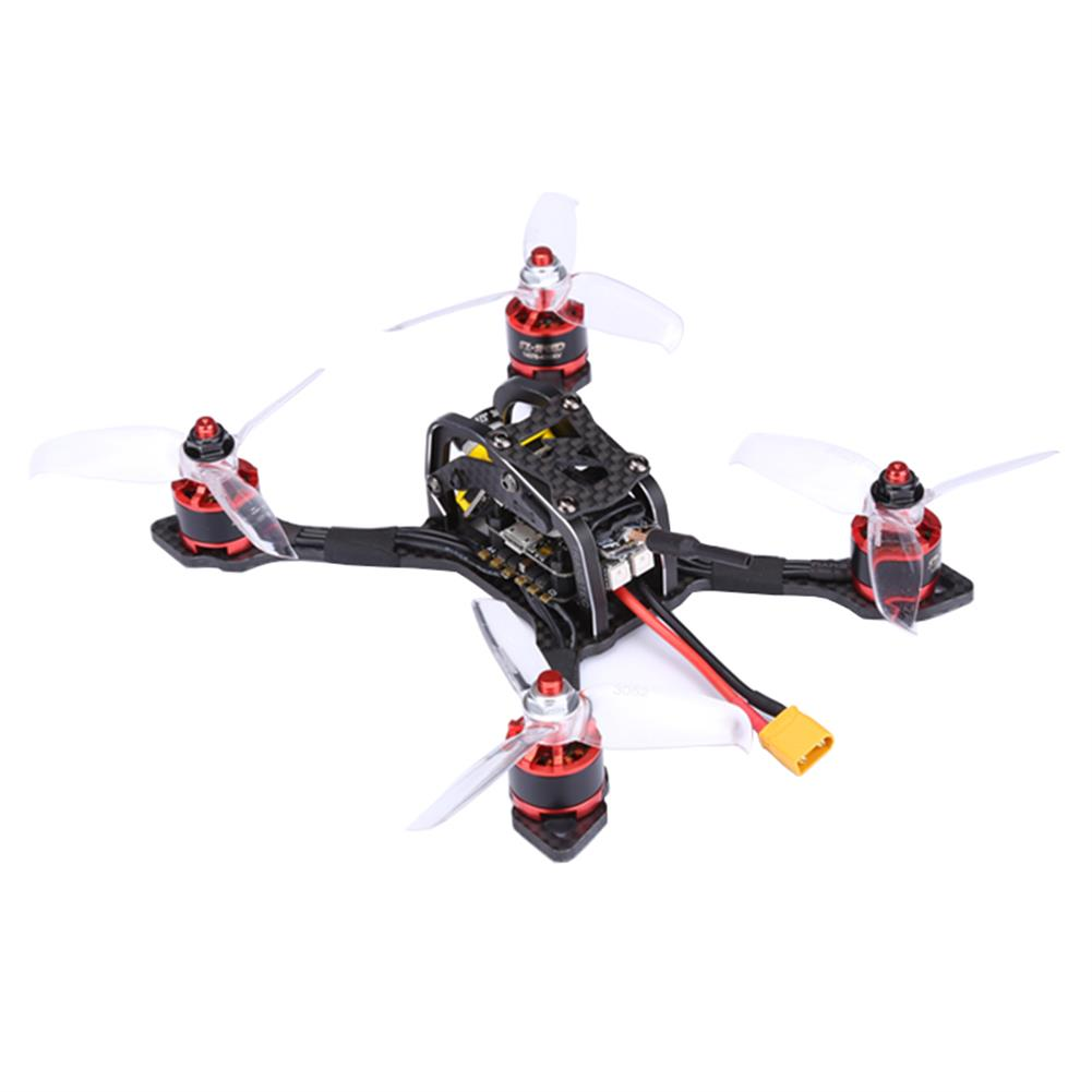 fpv-racing-drones TransTEC Lightning Mini 142mm FPV Racing RC Drone With F3 20A BLHeli_S ESC Caddx Micro Camera PNP RC1273960 3