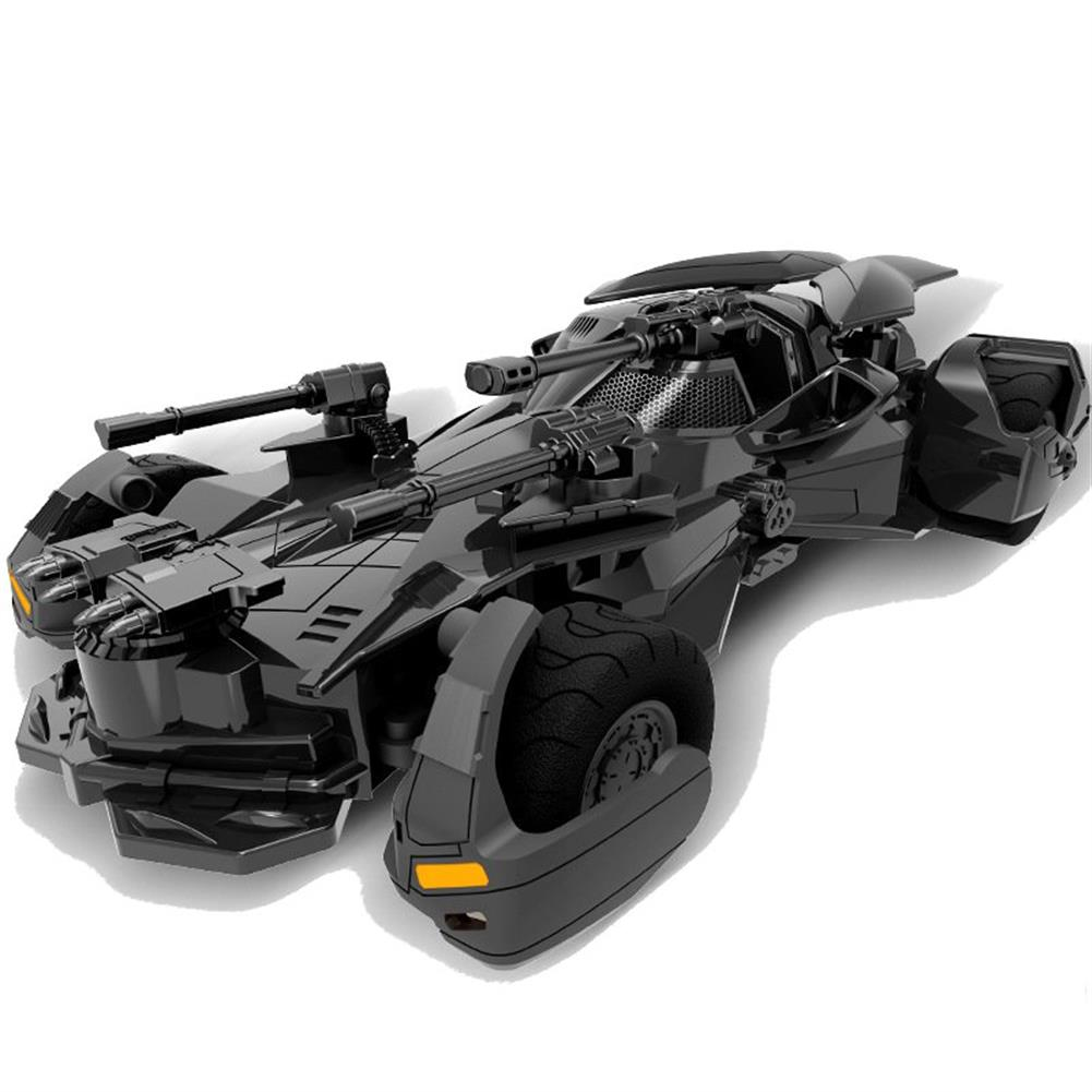 rc-cars DC 1/18 2.4G Bat Shape Racing RC Car Electric Simulation Model Toys With Rechargeable Battery RC1275153