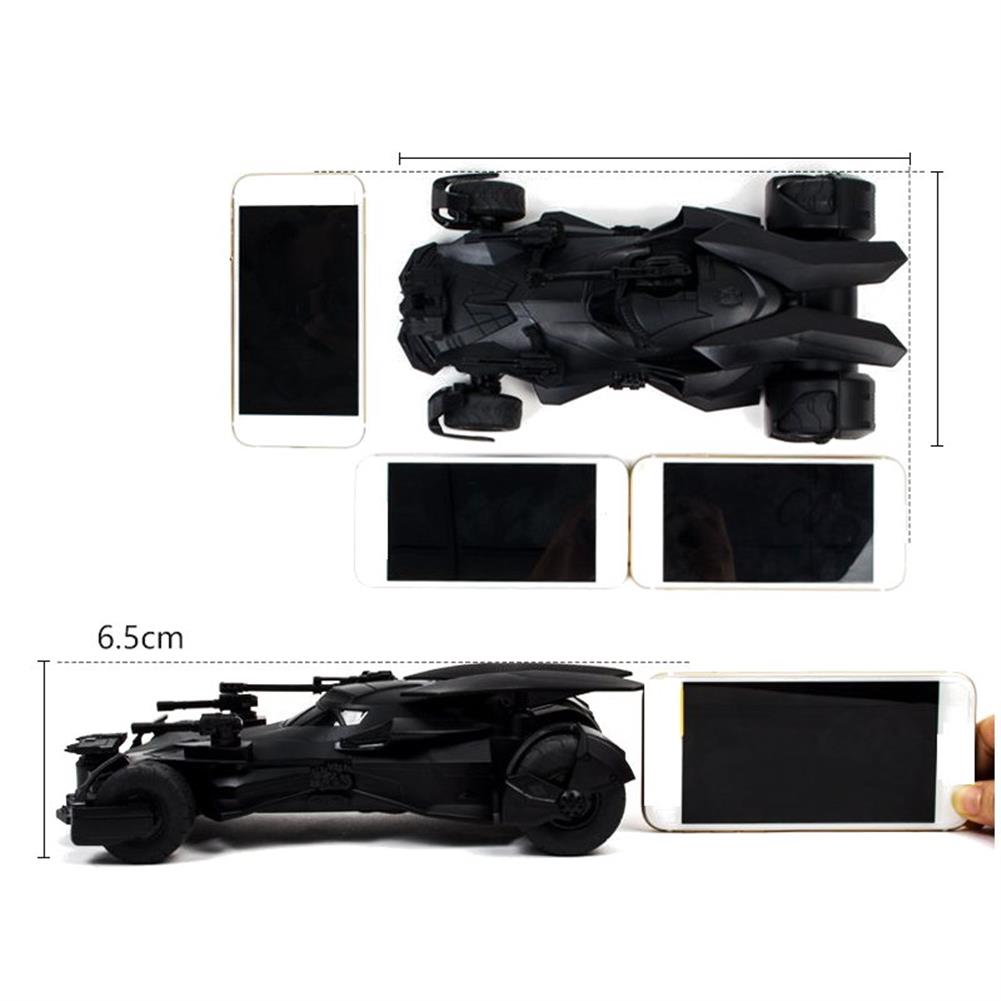 rc-cars DC 1/18 2.4G Bat Shape Racing RC Car Electric Simulation Model Toys With Rechargeable Battery RC1275153 5