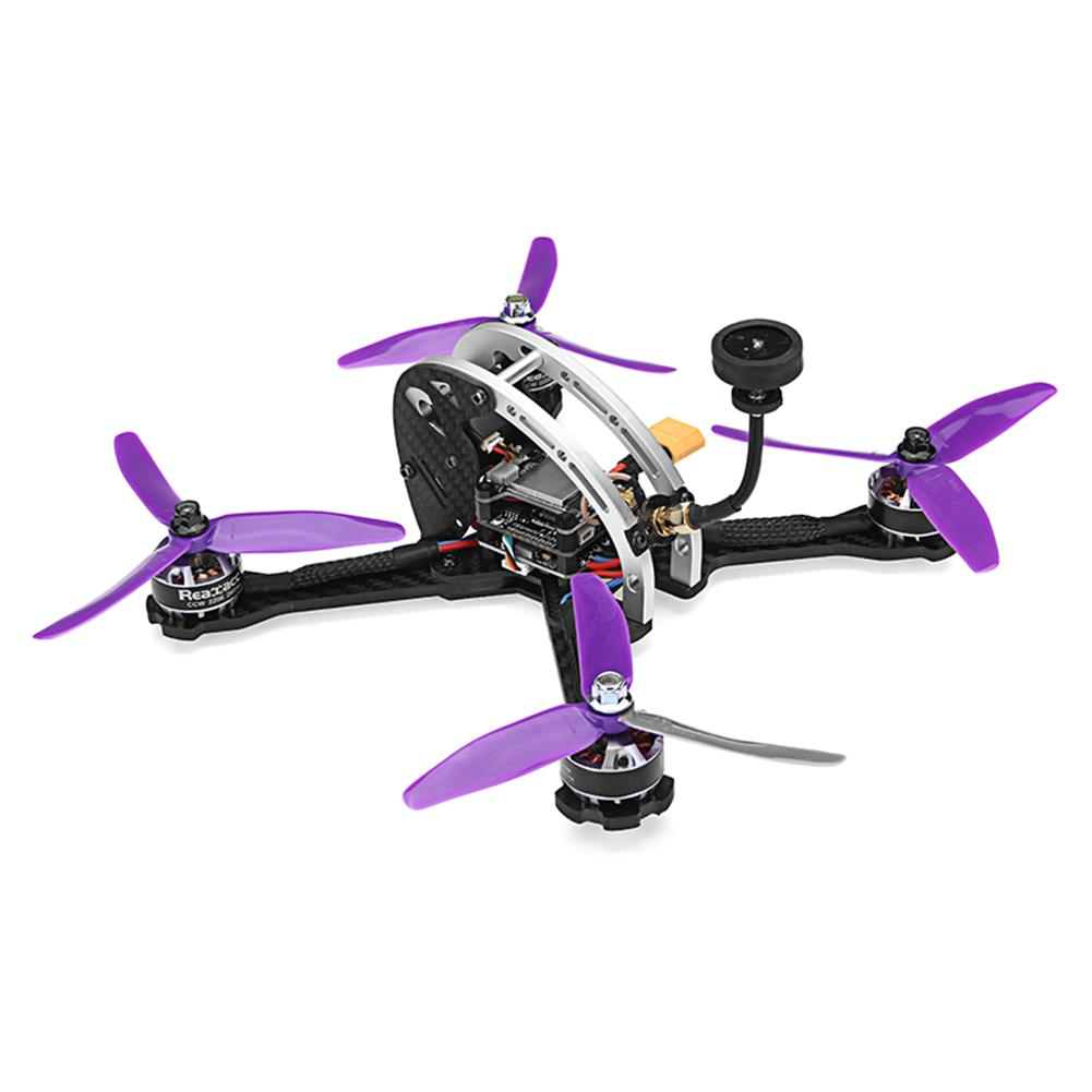 fpv-racing-drones Realacc Real5 215MM FPV Racing Drone PNP Omnibus F4 30A Blheli_S ESC 25/200/600mW VTX 800TVL Camera RC1279364 4