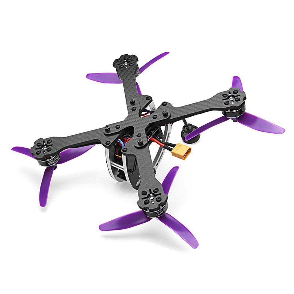 fpv-racing-drones Realacc Real5 215MM FPV Racing Drone PNP Omnibus F4 30A Blheli_S ESC 25/200/600mW VTX 800TVL Camera RC1279364 6