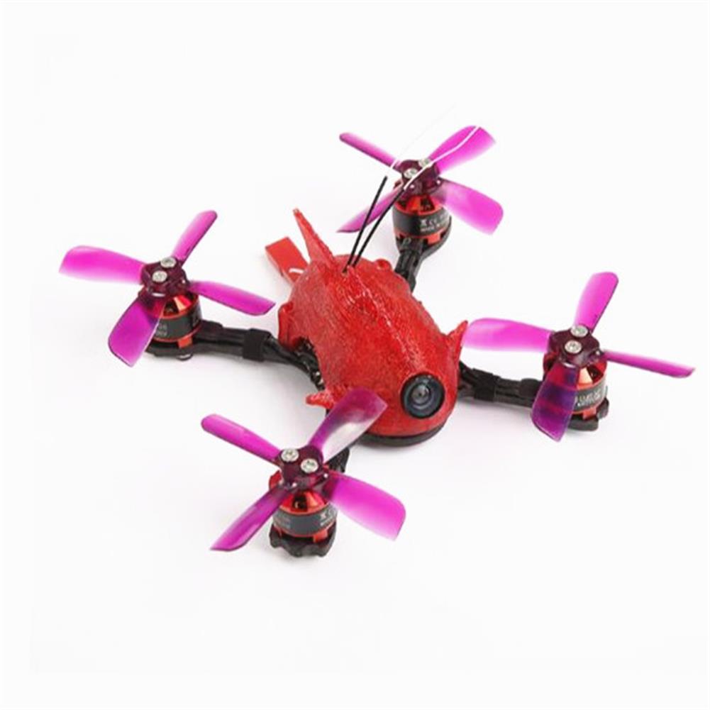 fpv-racing-drones IFlight Razor X125 125mm Omnibus F3 OSD FPV Racing Drone PNP w/ 40CH 25mW VTX AIO 600TVL HD Camera RC1280466 2