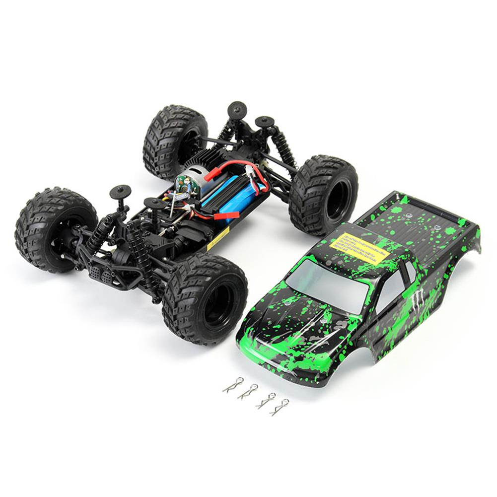 rc-cars HBX 18859E RC Car 1/18 2.4G 4WD Off Road Electric Powered Buggy Crawler RC1282278 6