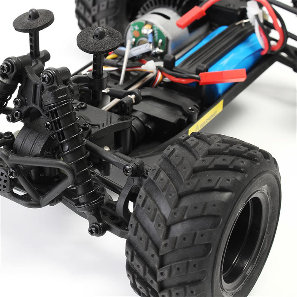 rc-cars HBX 18859E RC Car 1/18 2.4G 4WD Off Road Electric Powered Buggy Crawler RC1282278 8