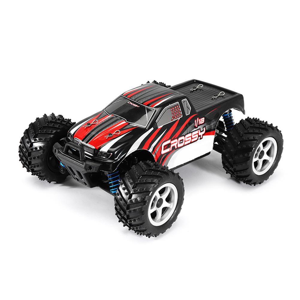 rc-cars Volantexrc 785-1 1/18 2.4G 4WD Crossy Brushed Racing RC Car 35KPH High Speed Monster Truck RTR Toys RC1283448