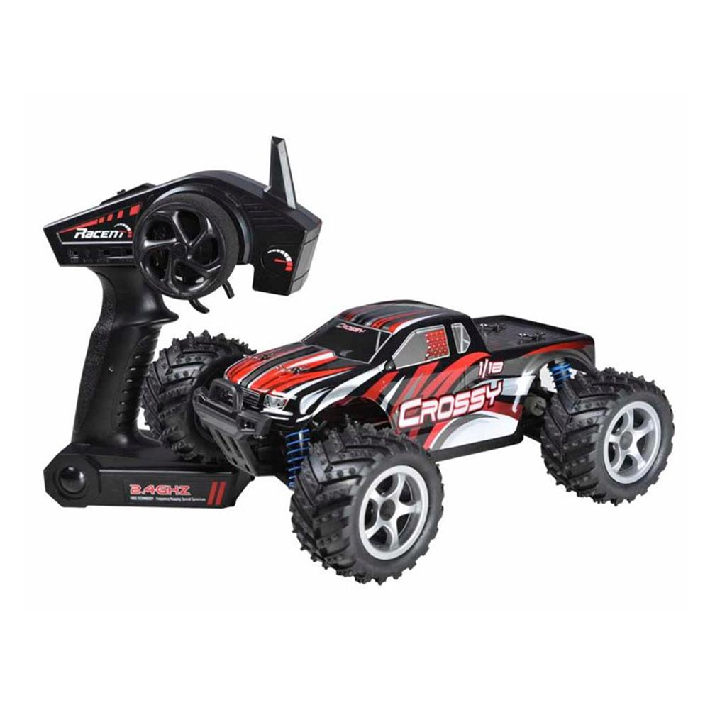 rc-cars Volantexrc 785-1 1/18 2.4G 4WD Crossy Brushed Racing RC Car 35KPH High Speed Monster Truck RTR Toys RC1283448 1