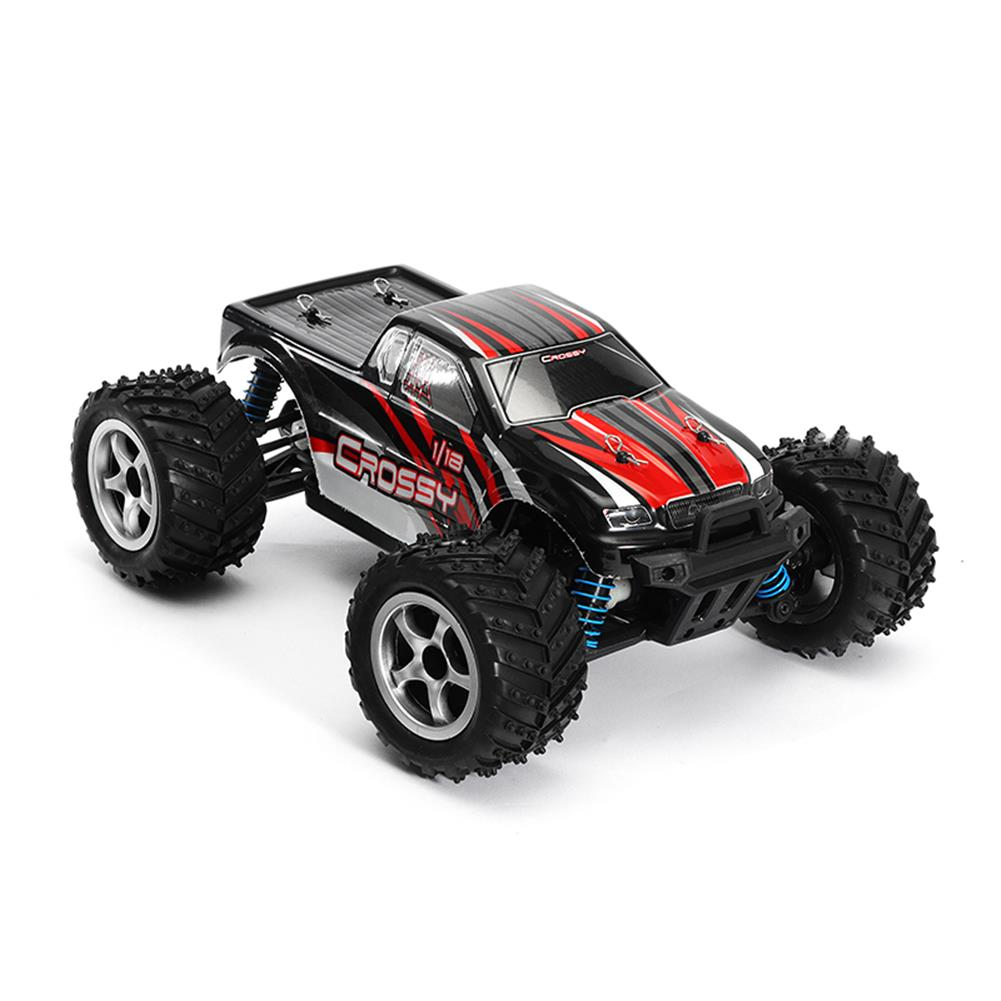 rc-cars Volantexrc 785-1 1/18 2.4G 4WD Crossy Brushed Racing RC Car 35KPH High Speed Monster Truck RTR Toys RC1283448 3