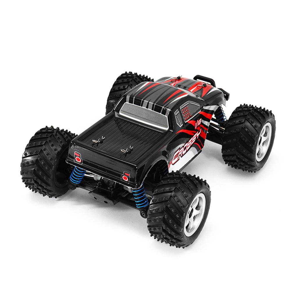 rc-cars Volantexrc 785-1 1/18 2.4G 4WD Crossy Brushed Racing RC Car 35KPH High Speed Monster Truck RTR Toys RC1283448 4