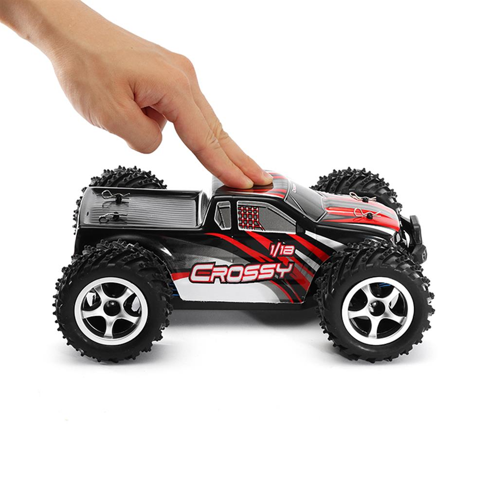 rc-cars Volantexrc 785-1 1/18 2.4G 4WD Crossy Brushed Racing RC Car 35KPH High Speed Monster Truck RTR Toys RC1283448 5