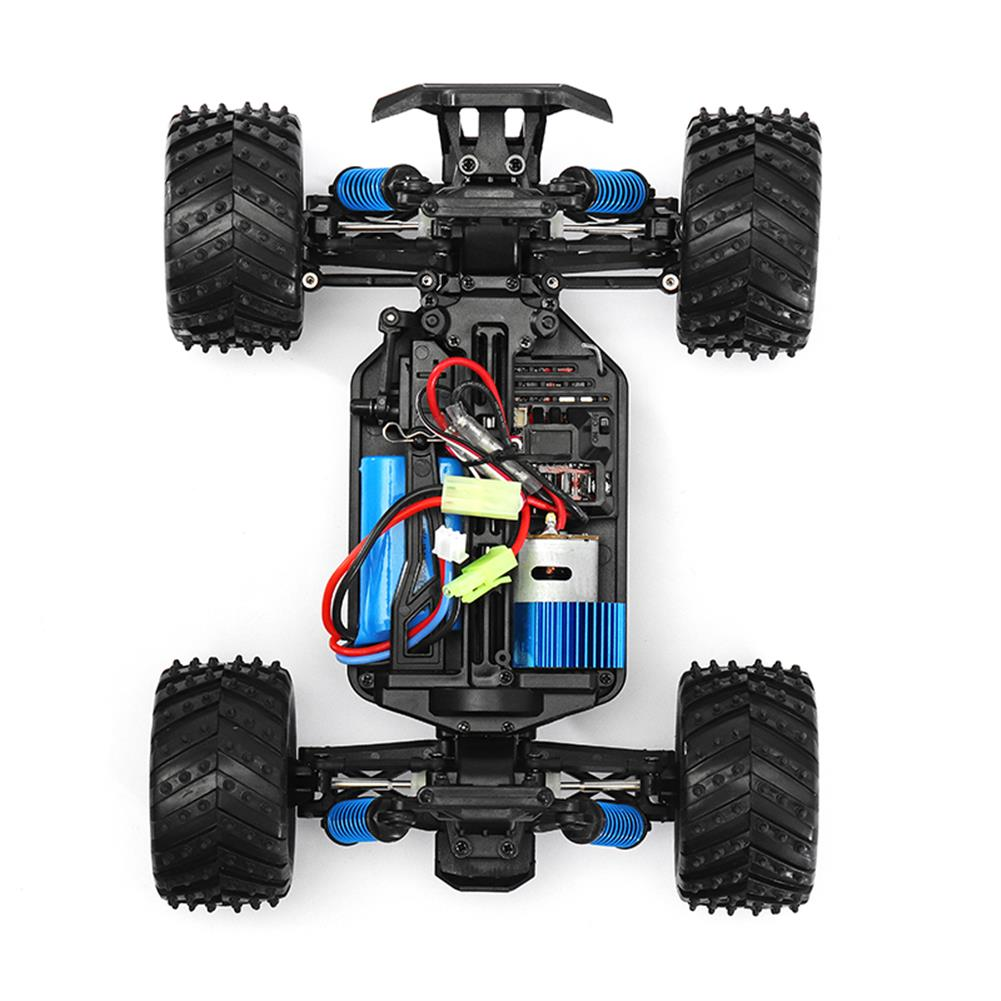 rc-cars Volantexrc 785-1 1/18 2.4G 4WD Crossy Brushed Racing RC Car 35KPH High Speed Monster Truck RTR Toys RC1283448 7
