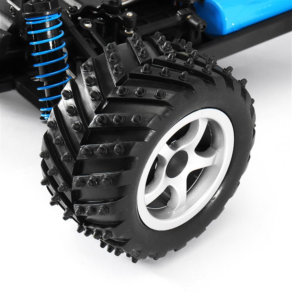 rc-cars Volantexrc 785-1 1/18 2.4G 4WD Crossy Brushed Racing RC Car 35KPH High Speed Monster Truck RTR Toys RC1283448 8