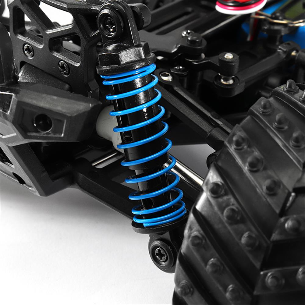 rc-cars Volantexrc 785-1 1/18 2.4G 4WD Crossy Brushed Racing RC Car 35KPH High Speed Monster Truck RTR Toys RC1283448 9