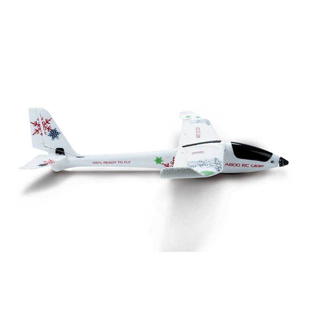 rc-airplanes XK A800 4CH 780mm 3D6G System RC Glider Airplane Compatible Futaba RTF RC1286778 6