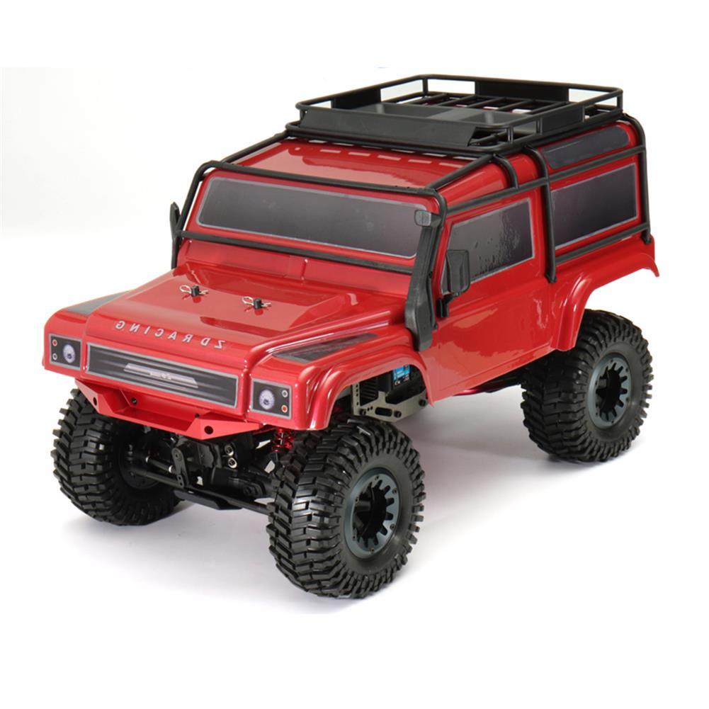 rc-cars ZD 084221/8 2.4G 4CH 4WD Long Distance 200m Rc Car Crawler Truck RC1287192