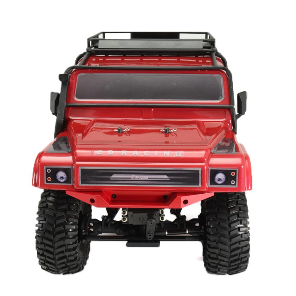 rc-cars ZD 084221/8 2.4G 4CH 4WD Long Distance 200m Rc Car Crawler Truck RC1287192 1