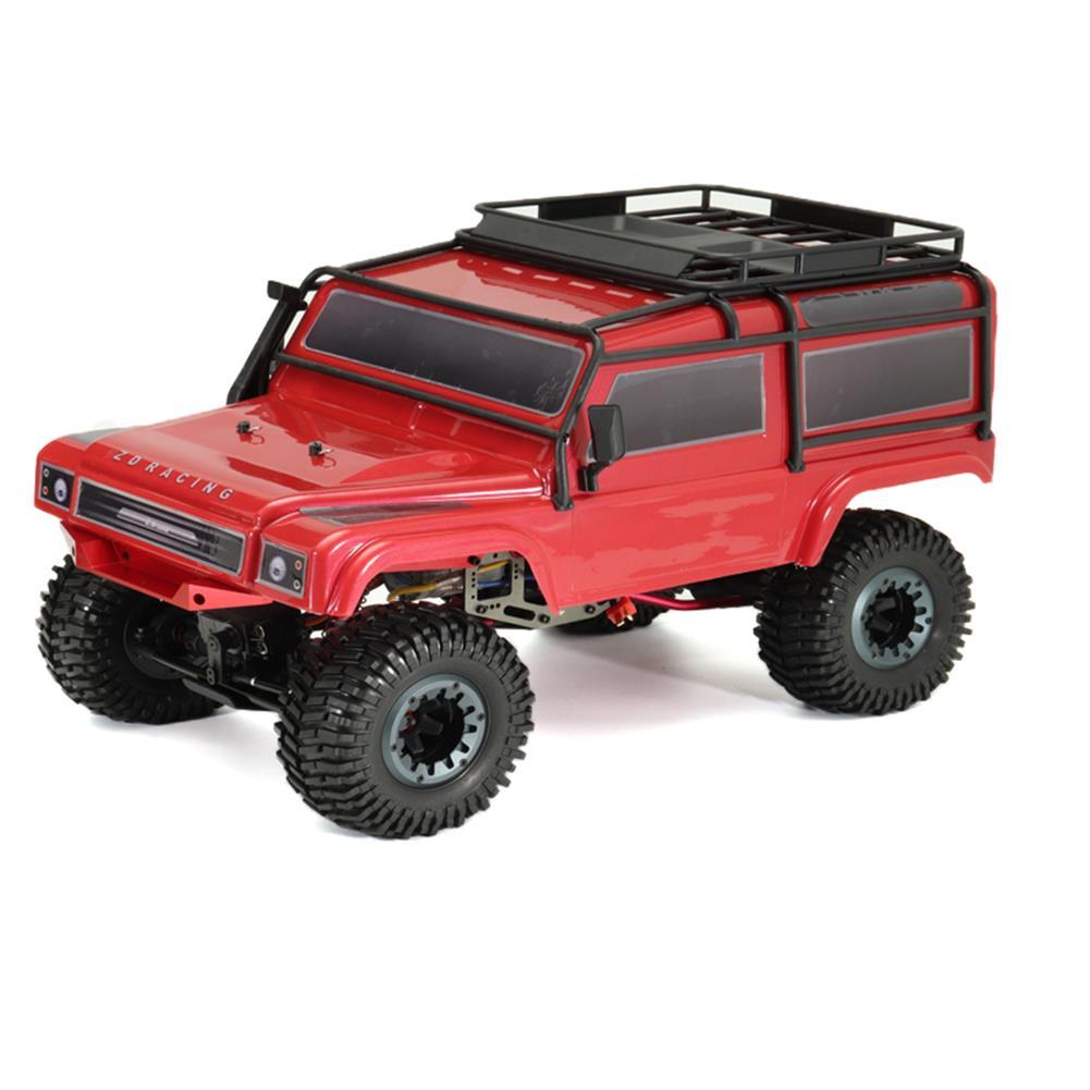 rc-cars ZD 084221/8 2.4G 4CH 4WD Long Distance 200m Rc Car Crawler Truck RC1287192 2