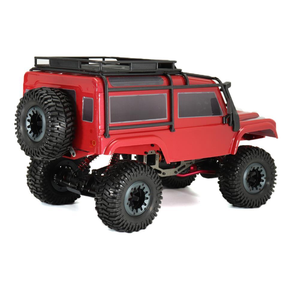 rc-cars ZD 084221/8 2.4G 4CH 4WD Long Distance 200m Rc Car Crawler Truck RC1287192 3