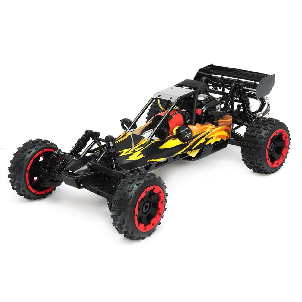 rc-cars Rovan 1/5 2.4G RWD 80km/h Baja Rc Car 29cc Petrol Engine Buggy W/O Battery Toys RC1287229