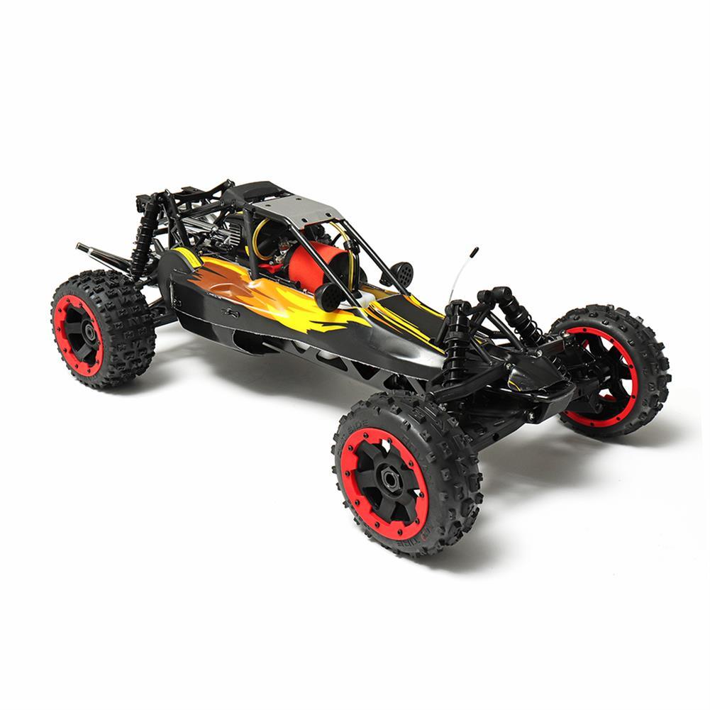 rc-cars Rovan 1/5 2.4G RWD 80km/h Baja Rc Car 29cc Petrol Engine Buggy W/O Battery Toys RC1287229 1