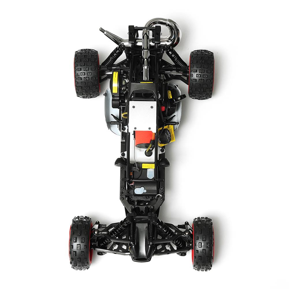 rc-cars Rovan 1/5 2.4G RWD 80km/h Baja Rc Car 29cc Petrol Engine Buggy W/O Battery Toys RC1287229 4