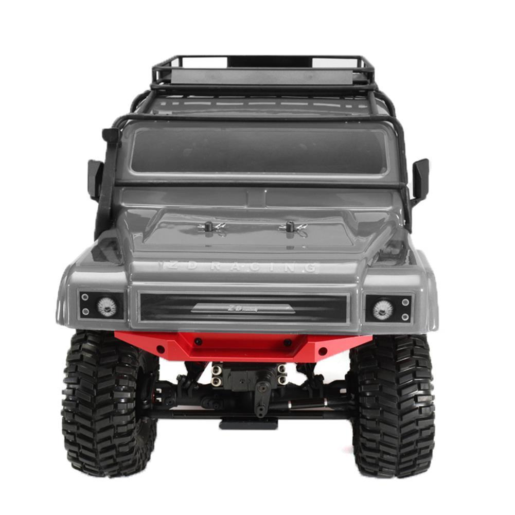 rc-cars ZD 08422 1/8 2.4G 4CH 4WD Long Distance 200m Rc Car Crawler Truck Titanium Color RC1287262 1