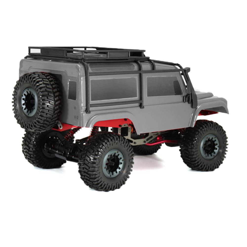 rc-cars ZD 08422 1/8 2.4G 4CH 4WD Long Distance 200m Rc Car Crawler Truck Titanium Color RC1287262 2
