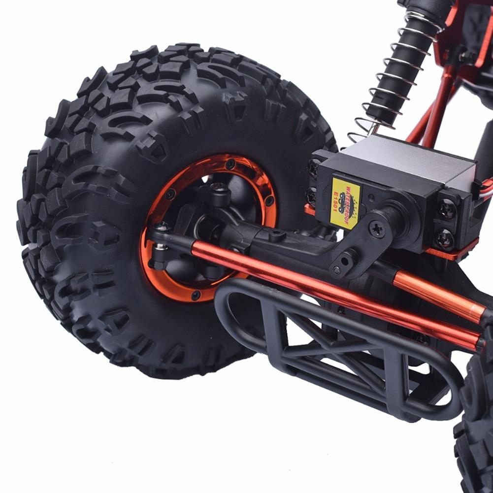 rc-cars HSP HAMMER 94180 1/10 2.4G 4WD Racing Rc Car Rock Crawler 4X 4 Off-Road Truck RTR Toys RC1295477 9